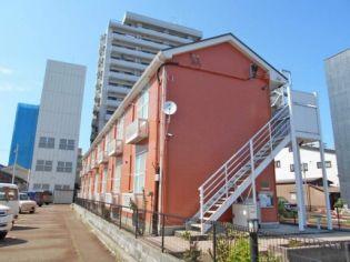 レオパレスK&R 1階の賃貸【新潟県 / 新潟市中央区】