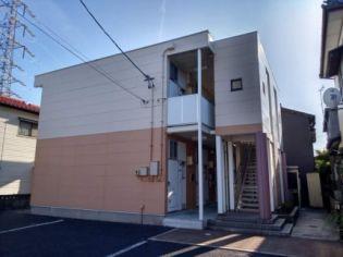 レオパレスTWINKLE 2階の賃貸【新潟県 / 新潟市東区】