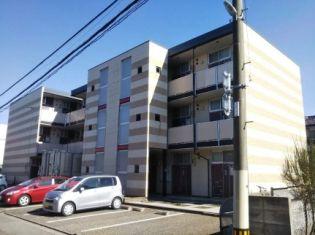 レオパレスランメグ 3階の賃貸【新潟県 / 新潟市中央区】