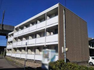 レオパレスウエスト ドリーム 2階の賃貸【新潟県 / 新潟市中央区】