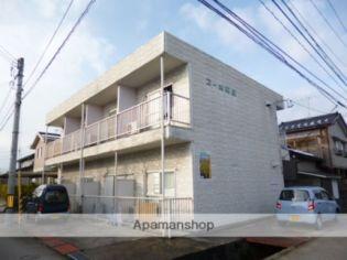 コーポ新庄 2階の賃貸【富山県 / 富山市】
