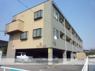 ク・レイン奥田 3階の賃貸【富山県 / 富山市】
