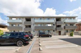 石川県河北郡津幡町字横浜の賃貸アパートの外観