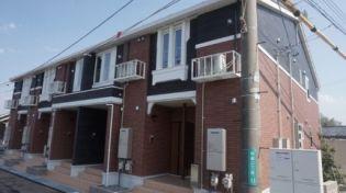 福井県あわら市市姫2丁目の賃貸アパート
