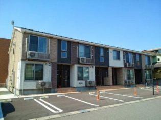 福井県福井市灯明寺3丁目の賃貸アパート