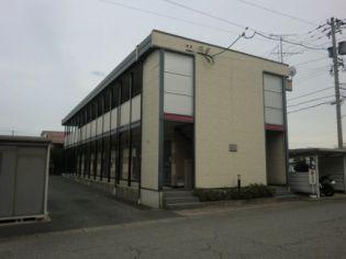レオパレスエクセル 2階の賃貸【福井県 / 福井市】