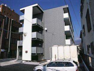 レオパレス宝 3階の賃貸【山梨県 / 甲府市】