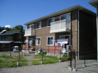 山梨県北杜市須玉町穴平の賃貸アパートの画像