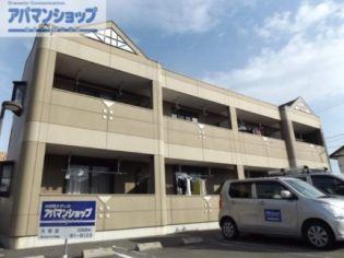 グランディール・オクダ 2階の賃貸【岐阜県 / 大垣市】