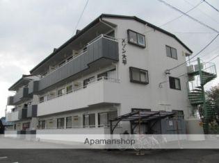 メゾン大平 3階の賃貸【岐阜県 / 岐阜市】