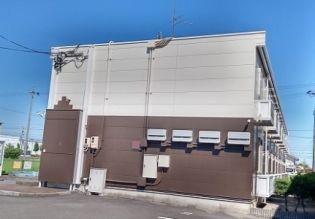 レオパレスメディオ 2階の賃貸【岐阜県 / 羽島市】