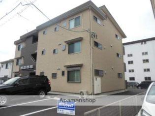 コミーテ薮田B 2階の賃貸【岐阜県 / 岐阜市】