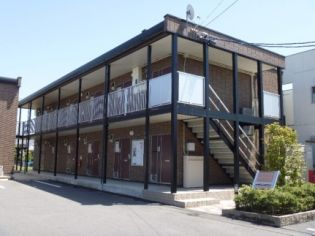 レオパレスグランドハピネス 2階の賃貸【岐阜県 / 岐阜市】