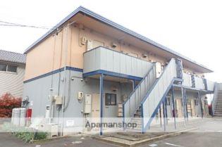 ハイツモンブラン 2階の賃貸【静岡県 / 掛川市】