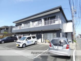 コーポ岩本 2階の賃貸【静岡県 / 浜松市東区】