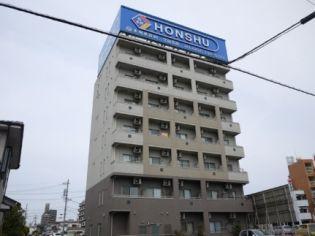 愛知県名古屋市守山区瀬古東1丁目の賃貸マンションの外観