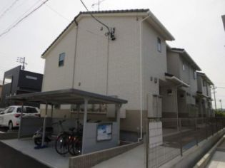 リーブル 行連 2階の賃貸【愛知県 / 額田郡幸田町】