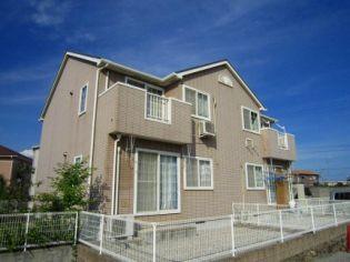 愛知県西尾市平坂町梨子山の賃貸アパート