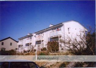コーポ鳴丘[2階]の外観