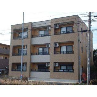 シャトル勝川5[2階]の外観