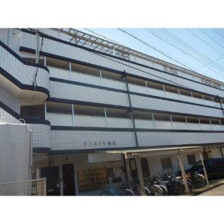 サンハイツ則武 2階の賃貸【愛知県 / 名古屋市西区】