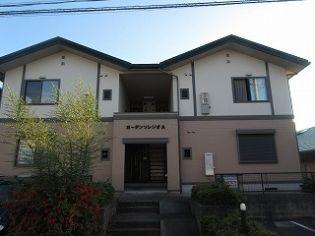 ガーデンソレジオ A 1階の賃貸【愛知県 / 日進市】