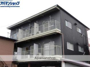 岸田ハイツⅠ 2階の賃貸【三重県 / 津市】