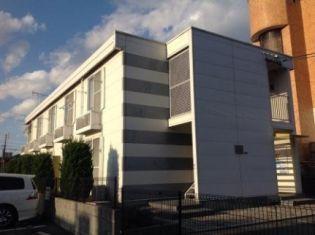 レオパレスシエルブルー[103号室]の外観