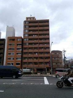 ライオンズマンション京都東堀川[0510号室]の外観