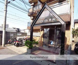 ノアーズアーク桃山 2階の賃貸【京都府 / 京都市伏見区】