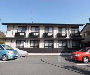 レオパレスQUERCUS 2階の賃貸【京都府 / 京都市西京区】