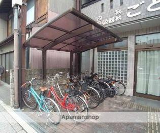 ハピネス神宮道 2階の賃貸【京都府 / 京都市東山区】