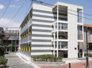 レオパレス尼崎 2階の賃貸【兵庫県 / 尼崎市】