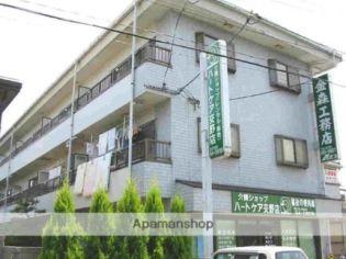 金森マンション(私部) 2階の賃貸【大阪府 / 交野市】