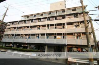 ベストレジデンス関大前Ⅱ 4階の賃貸【大阪府 / 吹田市】