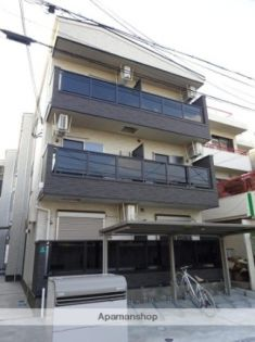 Lien平野本町[3階]の外観