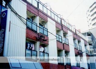 昭和町ホワイトハイツ 4階の賃貸【大阪府 / 大阪市阿倍野区】