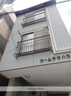 カームササハラ 3階の賃貸【大阪府 / 大阪市天王寺区】