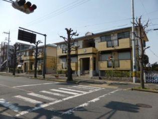 ウインダリア A棟 2階の賃貸【大阪府 / 箕面市】