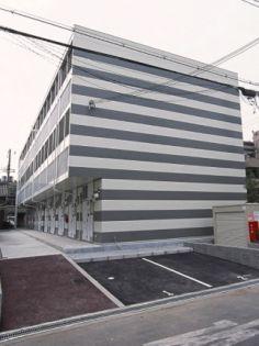 レオパレスフィオレ 2階の賃貸【大阪府 / 大阪市城東区】