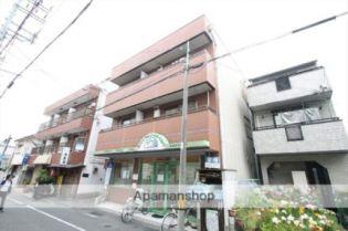 アパートメントシバタ3 2階の賃貸【大阪府 / 吹田市】