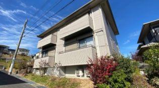 カートル・セゾン2 2階の賃貸【兵庫県 / 神戸市北区】