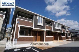 奈良県生駒郡斑鳩町法隆寺東2丁目の賃貸アパート