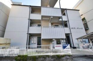 津島新野レディースマンション 3階の賃貸【岡山県 / 岡山市北区】