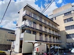 レオパレスBANCHOU 4階の賃貸【岡山県 / 岡山市北区】