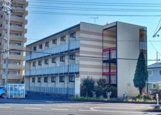 レオパレスホワイトテリア 2階の賃貸【岡山県 / 岡山市南区】