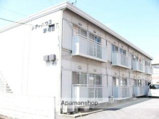 シティハウス新福B[202号室]の外観