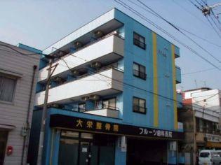 アトリエ 4階の賃貸【岡山県 / 岡山市中区】