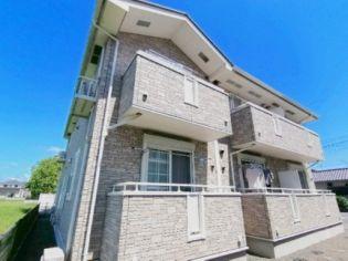 岡山県倉敷市西中新田の賃貸アパート