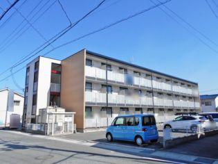 レオパレス秀 2階の賃貸【広島県 / 福山市】